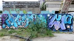 Malf / DOK - 10 mei 2018 (Ferdinand 'Ferre' Feys) Tags: gent ghent gand belgium belgique belgië streetart artdelarue graffitiart graffiti graff urbanart urbanarte arteurbano ferdinandfeys