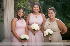 Three Bridesmaids (Laura K Bellamy) Tags: bridesmaids wedding weddings