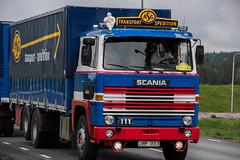 Smålandsrundan 2018 (joohoo00) Tags: truck lastbil jbp037 sweden sverige asg