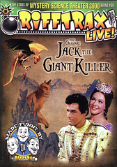 Rifftrax-Live-Jack-the-Giant-Killer (Count_Strad) Tags: movie dvd bluray rifftrax badmovie filmcrew horror action comedy drama blockbustervideo rules