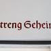 Kraftwerk Peenemünde: Streng Geheim