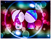 The Bubble Kiss (Swissrock-II) Tags: challenge photoshop photoart photomanipulation photoshopart lightroom pixlr bubbles brushes png texture may 2018