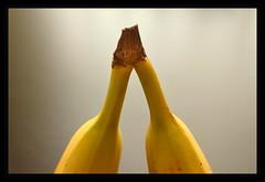 Together Forever (ndtslevm28) Tags: banana fruit yellow macro