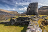 Castell Dolbadarn (RichySum77) Tags: castle ruin canon eos 80d snowdonia wales uk landscape sky clouds nature wall mountain hill hills stone rock rocks tree slate mine