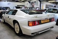 F949 AOB (Nivek.Old.Gold) Tags: 1989 lotus esprit turbo 40th anniversary 2174cc aca