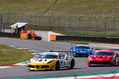 "Ferrari Challenge Mugello 2018 • <a style=""font-size:0.8em;"" href=""http://www.flickr.com/photos/144994865@N06/40901141065/"" target=""_blank"">View on Flickr</a>"
