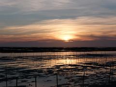 P1020636 (Mickey Huang) Tags: panasonic gx7 mk2 gx80 gx85 m43 mft taiwan chia yi 東石漁人碼頭 sunset sea landscape