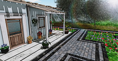 .[941] (yram_cobain) Tags: secondlife goose serenitystyle thelittlebranch