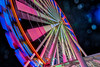 Ferris Wheel in Motion (Manuela Durson) Tags: seattle ferriswheel motion abstract colors night moving blurred blur blurry