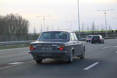 1973 Volvo 164 E Automatic (Dirk A.) Tags: 09ya31 sidecode3 importkenteken 1973 volvo 164 e automatic