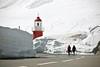 Oberalppass (Marcel Cavelti) Tags: bq0a3267bearb oberalppass leuchtturm road snow spring lighthouse