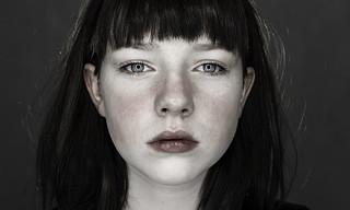 Straight portrait of Meghann