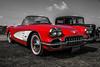 Little Red Corvette (Tony Howsham) Tags: colourpop american corvette car classic red 18250 sigma 70d eos canon