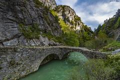 Río Belagua (2) (sostingut) Tags: d750 nikon tamron haida españa pirineos navarra río agua verde primavera puente románico paisaje montaña bosque árbol valle