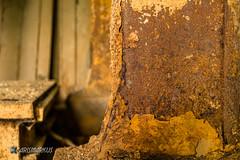 Crusty! (Carismarkus) Tags: abandonedplace beautyofdecay decay deutschland lostplace steinbruch urbanexploration urbex verfall verlassen stonepit rost rusty rust