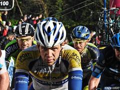 DSCN3934 (Ronan Caroff) Tags: cycling cyclisme ciclismo cyclist cycliste cyclists velo bike course race lannilis bretagne breizh brittany 29 finistère france coupedefrance trobroleon ribin ribinou dust mud boue poussiere men man sport sports avril april
