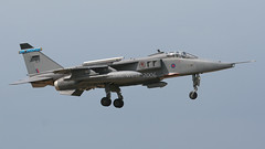 XZ399/EJ JAGUAR 6sqn RAF (MANX NORTON) Tags: xz399ej jaguar 6sqn raf coningsby egxc bbmf dakota lancaster spitfire hurricane chipmunk