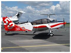 Jodel D 140 R Abeille - 516/XA - Armée de l'Air (Aerofossile2012) Tags: jodel d 140 r abeille 516xa arméedelair avion cats cassidianaviationtraining aircraft aviation trainer avord ba702 meeting airshow