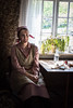 A housewifes break (rwibring) Tags: stockholm sweden skansen oldhouse old lady traditional 1800s retro nikon d7200 18140 nikkor
