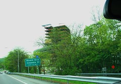 A NEW BUILDING ON THE POUGHKEEPSIE SKYLINE IN MAY 2018 (richie 59) Tags: newyorkstate newyork unitedstates weekend trees ushighway dutchesscountyny dutchesscounty poughkeepsieny poughkeepsie saturday spring richie59 america outside route9 rt9 usroute9 constructionarea buildingsite constructionsite construction hospital hospitalbuilding usrt9 newbuilding vasserbrothersmedicalcenter 2018 may2018 may122018 2010s hudsonvalley midhudsonvalley midhudson usa us ny nys nystate smallcity city urban 4lane fourlane 4lanehighway highway road freeway sign highwaysign steelwork steelframe exit skyline cityskyline