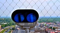 Finding WALL·E (aldonaszczepaniak) Tags: landcape tower view city bridge sky