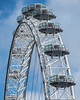 London Eye | Apex (James_Beard) Tags: londoneye millenniumwheel london tourists wheel southbank spokes curve circle fujixt2 fujinonxf55200