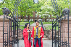 mary&naweed (48 of 101) (justinmay1) Tags: mary naweed grad graduation college rutgersuniversity rutgers collegeave yard