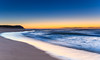 Dawn Seascape and Headland (Merrillie) Tags: daybreak wamberalbeach sand sunrise nature australia surf wamberal centralcoast newsouthwales waves earlymorning nsw morning beach ocean sea sky landscape coastal seascape outdoors waterscape dawn coast water seaside