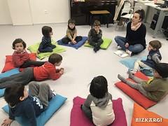 3 urtekoak (BIZKARGI Musika Eskola) Tags: bizkargi musika dantza eskola azkoitia