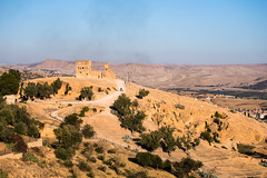 Vue sur les tombeaux Mérinides (Voyages Lambert) Tags: fez merenid merenidtombs morocco ruins tombs medieval archeology africa travel landscape medina tourism marinid architecture muslim landmark islamic monument ancient hill islam exterior destination historical heritage attraction nature fortress mar