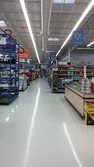 Service Desk (Retail Retell) Tags: olive branch ms walmart goodman road i22 hwy 78 craft desoto county retail project impact remodel classic decor remnants black 20 22 exterior repaint