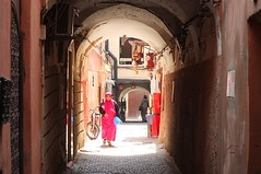 Back Streets of Marrakesh (crashcalloway) Tags: marrakesh marrakech morocco northafrica travel travelling alleyway backstreets