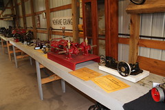 Newfane 066 (72) (swi66) Tags: dunkirk hit miss motors diesel cannons farm tractor john deere antique historical