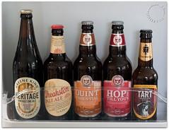 The Weekend Tipple (zweiblumen) Tags: beer fridge greeneking theakston thornbridgebrewery derbybrewingcompany ales canoneos50d canonef50mmf14usm zweiblumen picmonkey