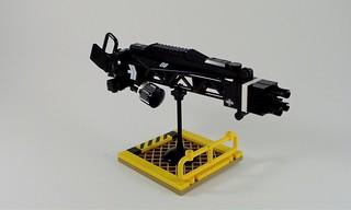 HMG Heavy Machine Gun
