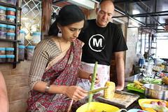 Nim's Lipsmacking Cooking School (redchillihead) Tags: nimis lipsmacking cooking school munnar kerala india curry warren smart