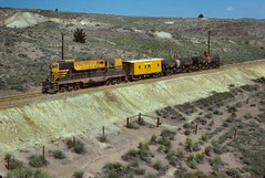 BA&P      Butte,MT (larryzeutschel) Tags: butte anaconda pacific bap montana railroad