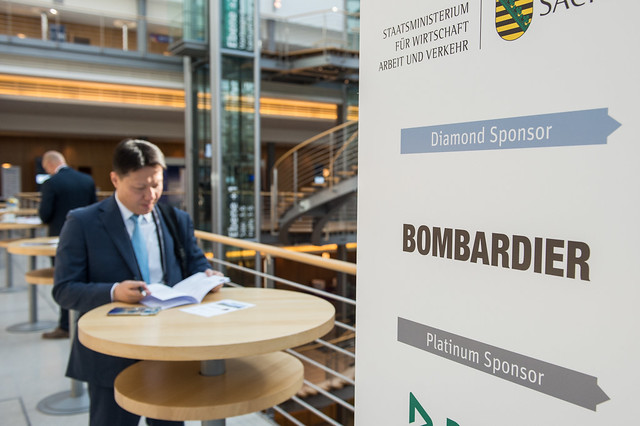 Bombardier: ITF Summit Diamond Sponsor