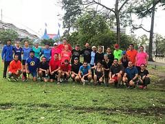 Prueba de 5K. ¡Sobrevivimos! #5ktest #soycorrecaminos #marathontraining #costarica #runner #puravida #running #runningclub