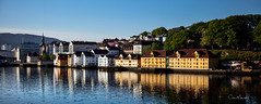 Early Morning Light (clive_metcalfe) Tags: bergen reflections colour color norway fredolsen cruise
