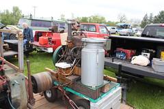 Newfane 066 (26) (swi66) Tags: dunkirk hit miss motors diesel cannons farm tractor john deere antique historical