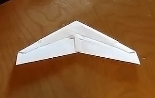 How to make a high performance Origami Glider: The OmniWing