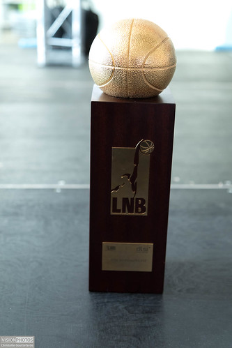 Trophée MVP - ©Christelle Gouttefarde