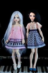 piano skirts (Vitarja) Tags: saiph fairyland minifee nanuri14 active rita dollinmind dim moe skirt piano music mushroomrain rainfoxdoll