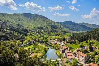 Olargues - Pnr Haut Languedoc