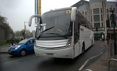 Edwards Coaches FJ11GOH (welshpete2007) Tags: edwards coaches volvo fj11goh raw