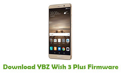 YBZ Wish 3 Plus Firmware (AndroidRomFree.com) Tags: stock rom flash file firmware android