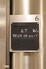 Belle de nuit (CHRISTOPHE CHAMPAGNE) Tags: 2018 grasse france 06 alpes maritimes fragonard parfum belledenuit cuve inox