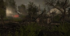 Spooky place (freedomvoix) Tags: spooky horreur horror secondlife