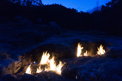 Chimera Flames